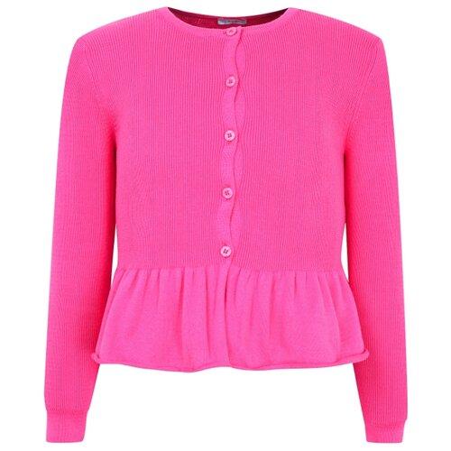 Купить Кардиган Il Gufo размер 140, розовый, Свитеры и кардиганы