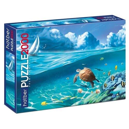 Купить Пазл Hatber Premium Море волнуется раз... (2000ПЗ1_19420), 2000 дет., Пазлы