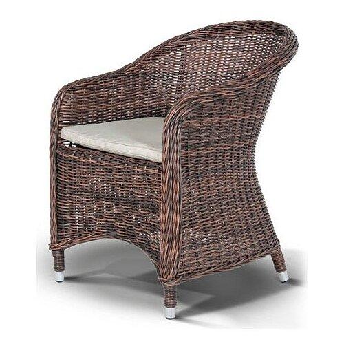 Кресло 4SiS Равенна темно-коричневый стол журнальный 4sis лабро