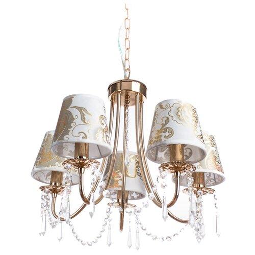 Люстра Arte Lamp Armonico A5008LM-5GO, E14, 200 Вт потолочная люстра dio d arte cremono e 1 2 24 200 n