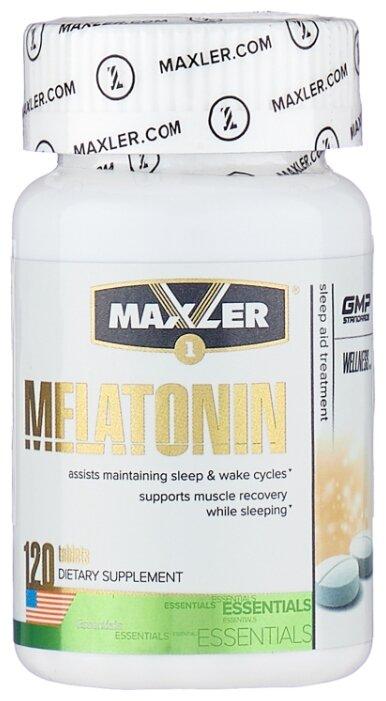 Maxler Melatonin 3 mg 120 tab (120 таб)