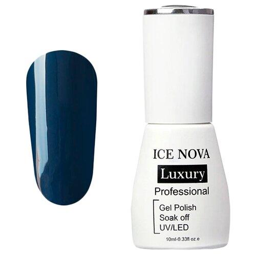 Купить Гель-лак для ногтей ICE NOVA Luxury Professional, 10 мл, 101 evening blue