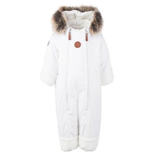 Купить Комбинезон KERRY размер 74, 001 белый, Теплые комбинезоны