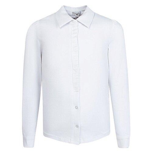 Блузка Junior Republic размер 134, белый блузка love republic блузка