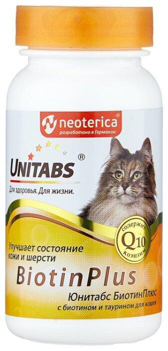 Добавка в корм Unitabs BiotinPlus с биотином