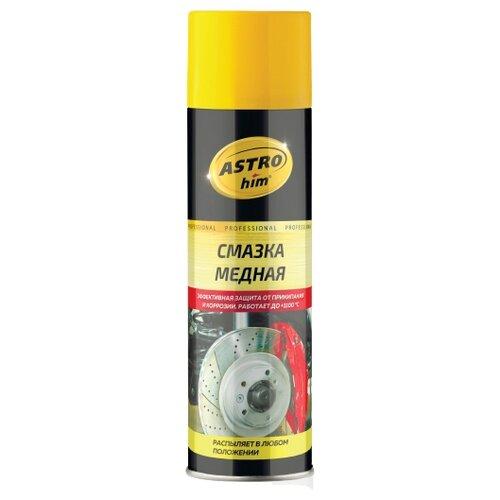 Фото - Автомобильная смазка ASTROhim Медная 0.65 л автомобильная смазка astrohim молибденовая 0 14 л