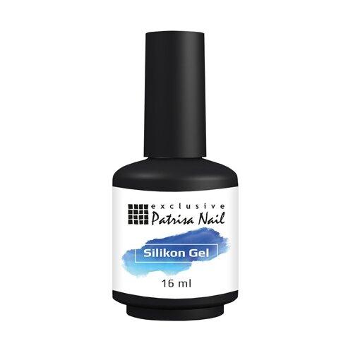 Краска Patrisa Nail Silicon Gel для акварельной росписи прозрачный