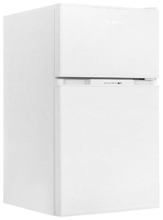 Холодильник Tesler RCT 100 White