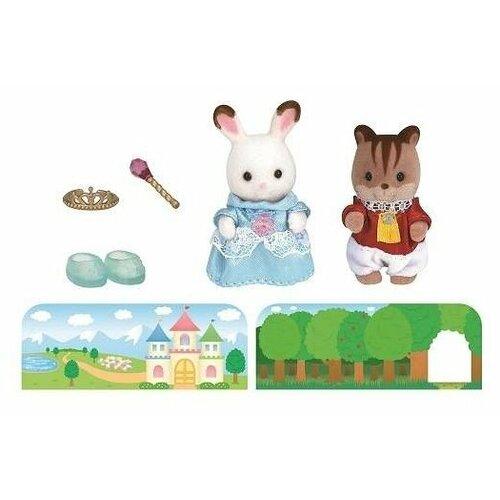 Купить Игровой набор Sylvanian Families Спектакль в детском саду 3589, Игровые наборы и фигурки