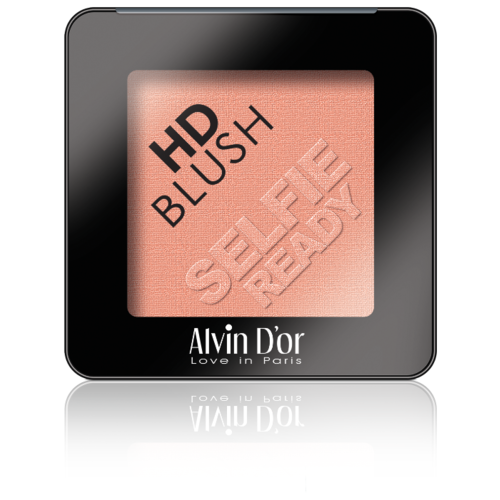 Alvin Dor Румяна пудровые HD Blush Selfie Ready 08