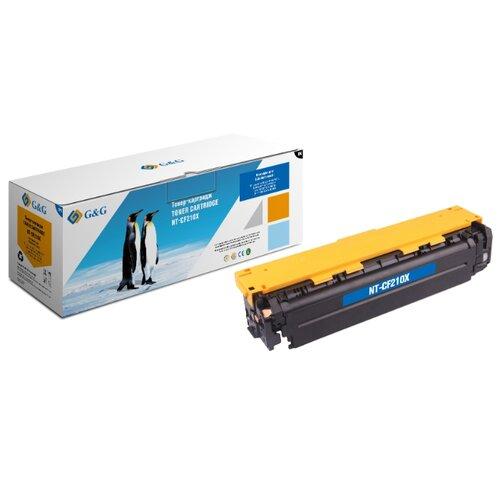 Фото - Картридж лазерный G&G NT-CF210X черный (2400стр.) для HP LJ Pro 200 color Printer M251n/nw/MFP M276n nw