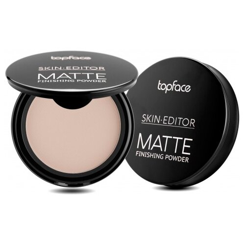 Topface Пудра компактная Skin Editor Matte Compact Powder PT263 003 topface косметика официальный сайт