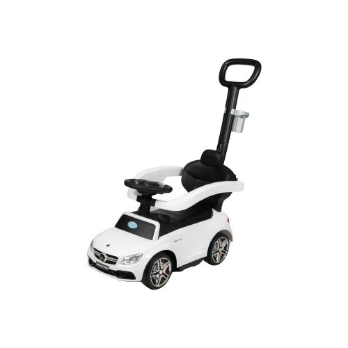 Купить Каталка-толокар Barty Mercedes-AMG C63 COUPE (S07) белый, Каталки и качалки