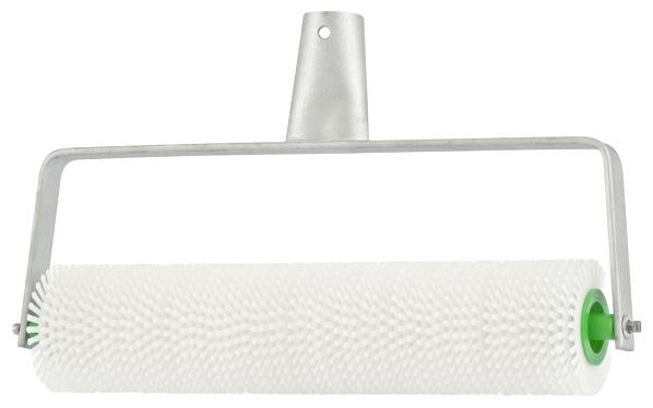 Игольчатый валик для наливных полов Сибртех 81103 400 мм