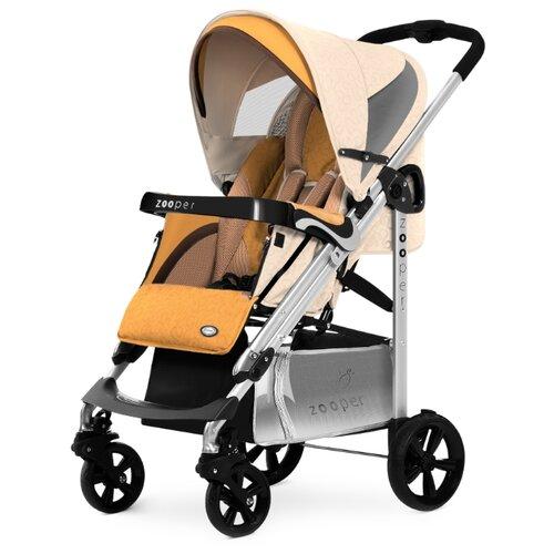 Купить Прогулочная коляска Zooper Z9 Smart flax brown, Коляски