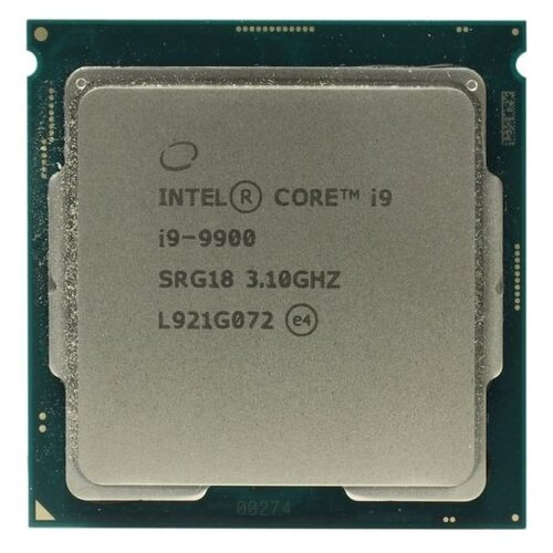 Процессор Intel Core i9-9900 OEM процессор intel core i9 9820x tray