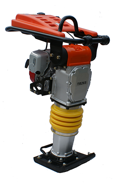 Бензиновая вибротрамбовка Samsan TR 265S