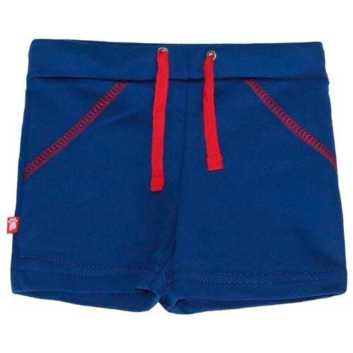 Купить Шорты KotMarKot размер 62, синий, Брюки и шорты