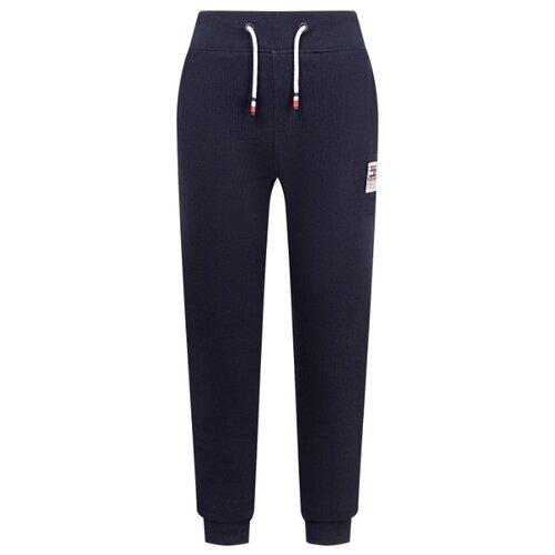 Купить Спортивные брюки TOMMY HILFIGER размер 140, синий, Брюки