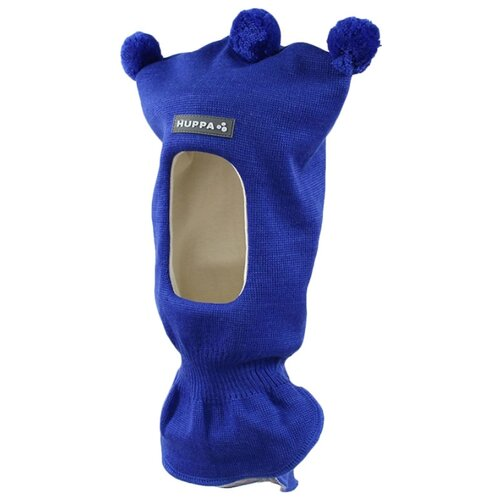 Шапка-шлем Huppa размер M, blue шапка шлем huppa размер s blue