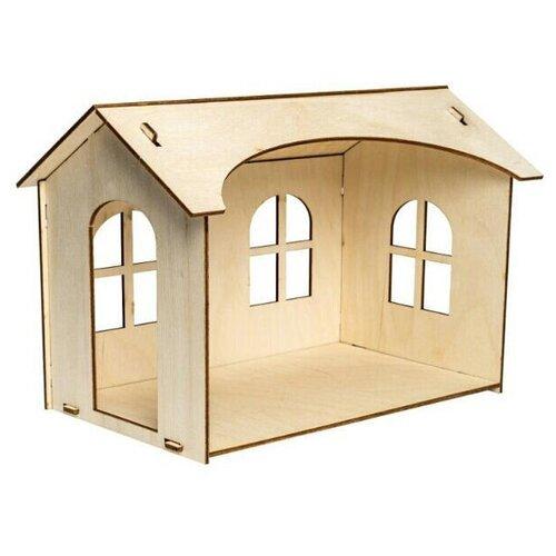 Сборная модель PAREMO Я дизайнер мини. Кукольный домик PE720-229