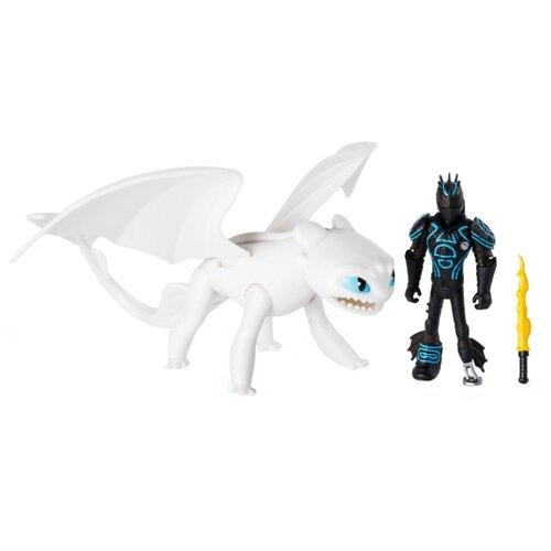 Купить Игровой набор Spin Master Dragons Иккинг и Дневная Фурия 6052266, Игровые наборы и фигурки