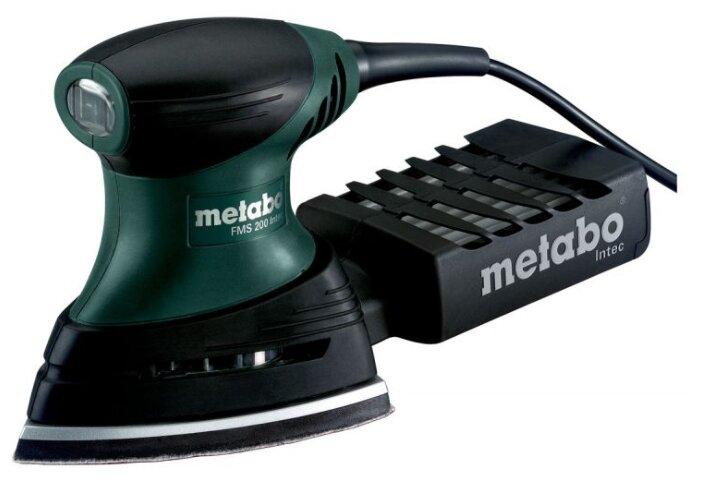 Дельташлифмашина Metabo FMS 200 Intec