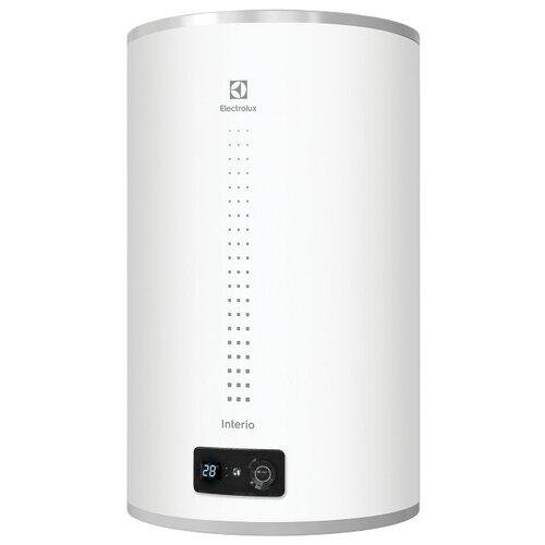 Накопительный электрический водонагреватель Electrolux EWH 80 Interio 3 водонагреватель накопительный electrolux ewh 30 interio 2