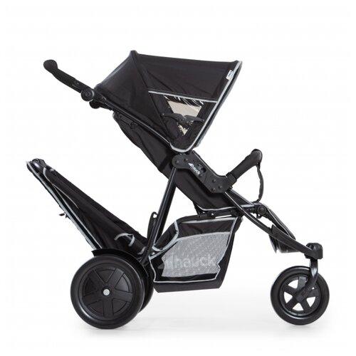 Прогулочная коляска Hauck Freerider black прогулочная коляска hauck duett 3 melange charcoal