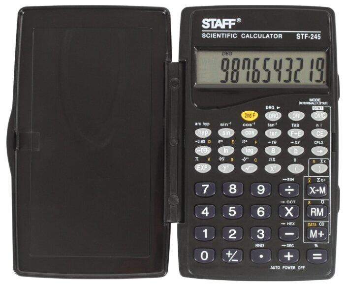 Калькулятор научный STAFF STF-245
