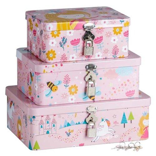 Фото - Набор подарочных коробок Дарите счастье Лучшей на свете, 3 шт. розовый набор подарочных коробок дарите счастье нежность 3 шт розовый