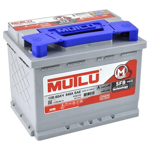 Автомобильный аккумулятор Mutlu SFB 2 (L2.60.051.A)