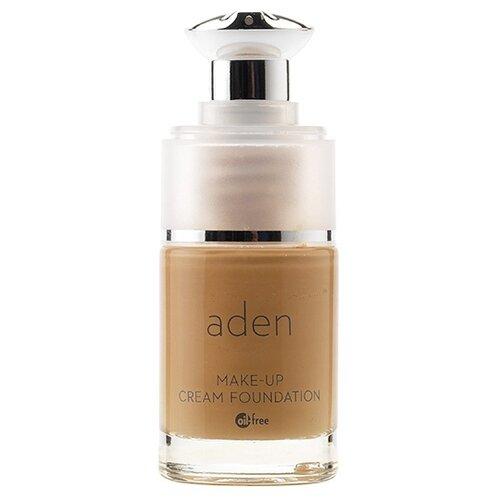 Aden Тональный крем Make-Up Cream Foundation, 15 мл/17.14 г, оттенок: 04 ivory