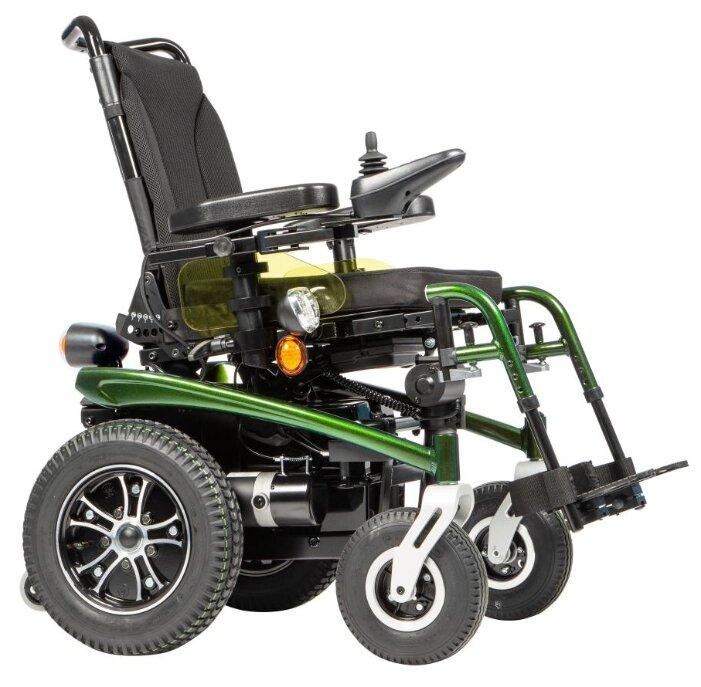 Кресло-коляска электрическое Ortonica Pulse 450, ширина сиденья: 360 мм