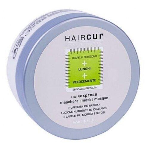 Brelil Professional HairCur Intensive Treatment Маска для ускорения роста волос, 200 мл four reasons маска для волос toning treatment coffee 200 мл