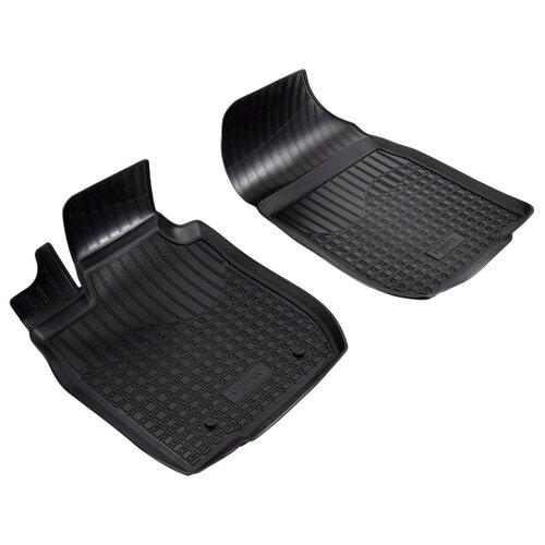 Комплект ковриков NorPlast NPA10-C94-552 2 шт. черный