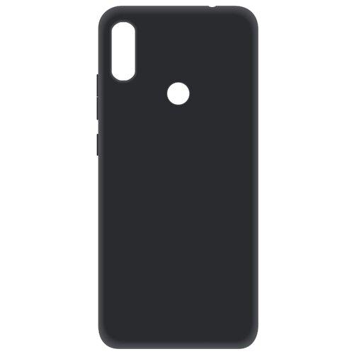 Чехол LuxCase TPU для Xiaomi Redmi Note 7 черный чехол luxcase для xiaomi redmi 8 tpu black 62174