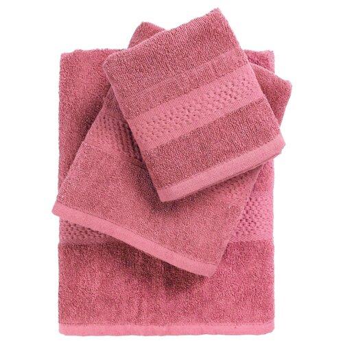 HappyFox Набор полотенец HappyFox HF6090130EK грязно-розовый