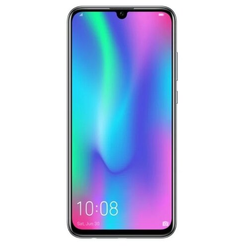 Смартфон HONOR 10 Lite 3/128GB черный смартфон honor 20 lite 128gb peacock blue