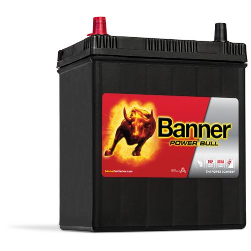цена на Автомобильный аккумулятор Banner Power Bull P40 27