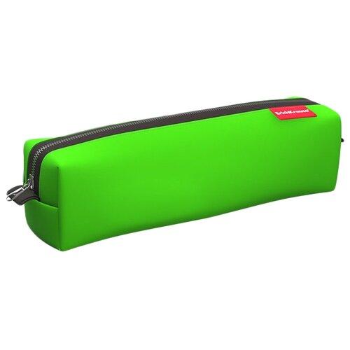 Купить ErichKrause Пенал квадро mini Neon green, Пеналы