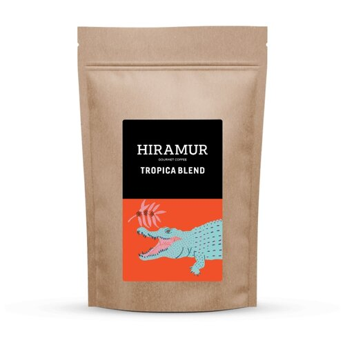 Кофе в зернах Hiramur Gourmet Coffee Tropica Blend, арабика, 200 г