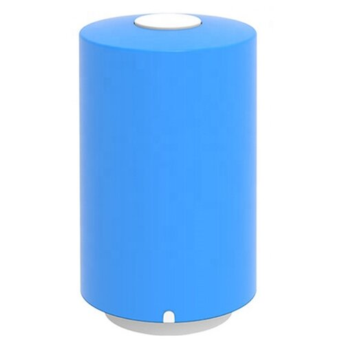 Вакуумный упаковщик ZDK mini голубой