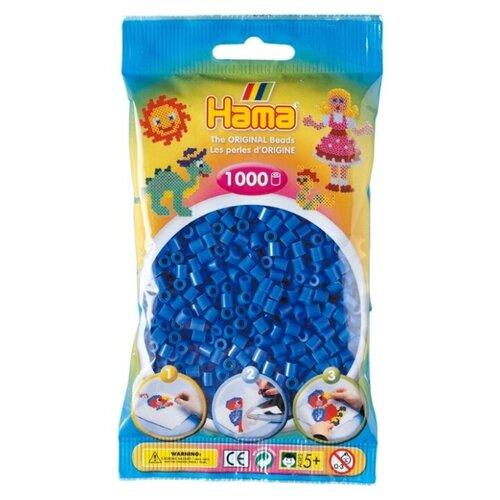 Hama Бусинки для термомозаики, светло-синие (207-09) velante 184 207 06