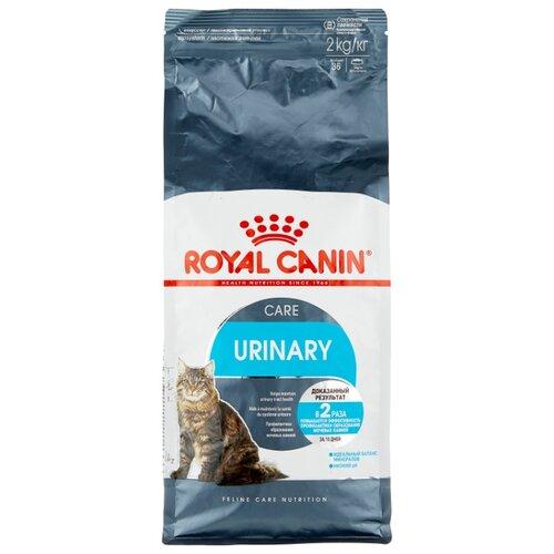 Сухой корм для кошек Royal Canin профилактика МКБ 2 кг