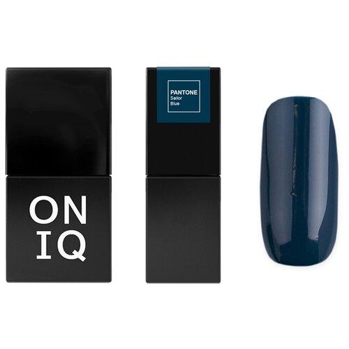 Купить Гель-лак для ногтей ONIQ Pantone, 10 мл, 079 Sailor Blue