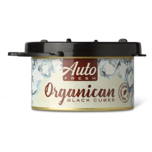 Auto Fresh Ароматизатор для автомобиля Organican Black Cubes 60 г