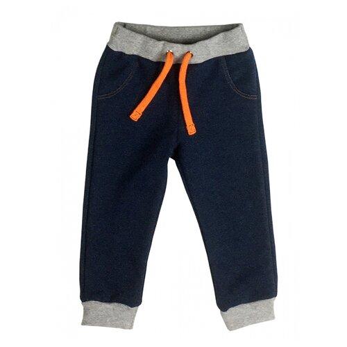Брюки Sonia Kids Веселые медведи З9103008 размер 92, синий меланж брюки trendyco kids trendyco kids mp002xg00i37