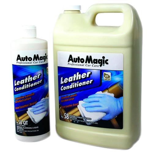 Очистители салона Automagic Leather conditioner 4