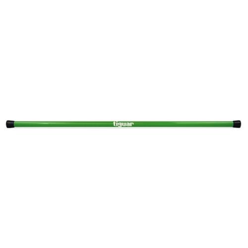 Гимнастическая палка Tiguar TI-KT005 5 кг зеленый
